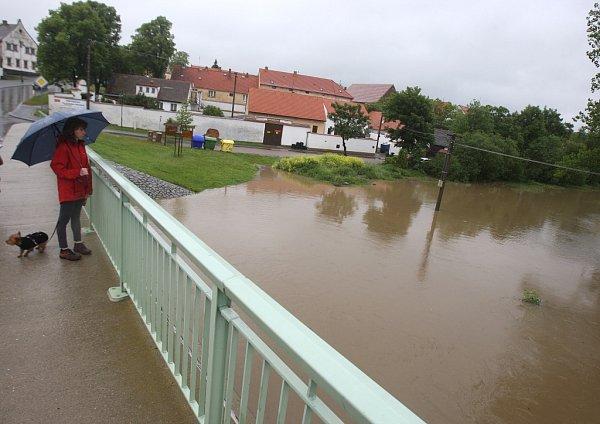 Povodně vPlzni - Koterov