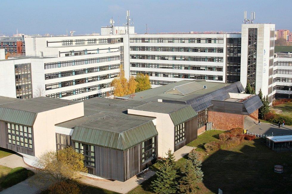 Západočeská univerzita v Plzni. Ilustrační foto.