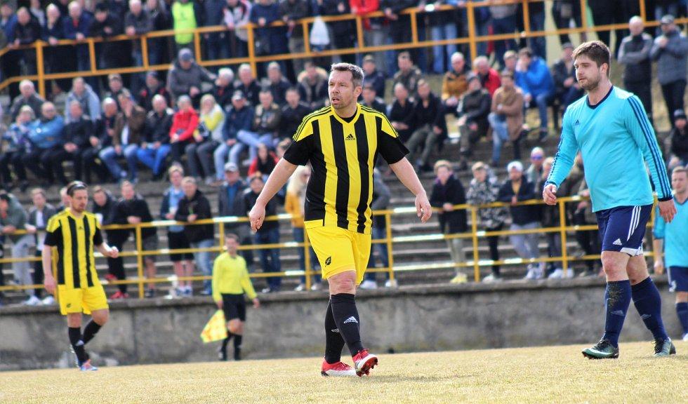 Pavel Horváth nastoupil za Březovou.
