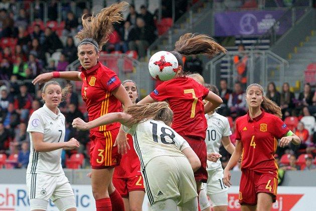 Vítězem mistrovství Evropy žen do 17 let se v neděli v Plzni stal obhájce titulu Německo.