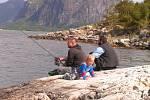 Dovolená - Norsko a fjordy