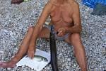 Když jsem byl u moře, chytil jsem úhoře - Ostrov Cres, Chorvatsko, srpen 2015