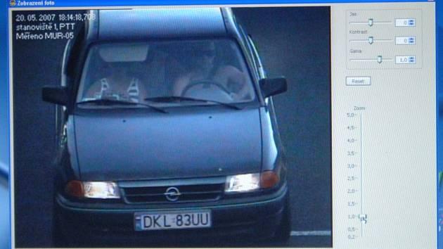 Policie ví o každém autě, které projíždí tunelem