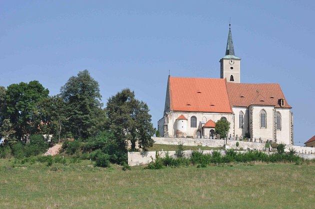 Muzeum kostelů vNezamyslicích.