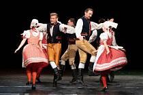 Z pořadu Plzeňáci Plzeňákům, který se natáčel v Divadle J. K. Tyla.