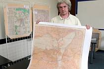 Příležitost prohlédnout si historické mapy Plzně budou mít Plzeňané od poloviny června v Muzeu Škoda v Plzni