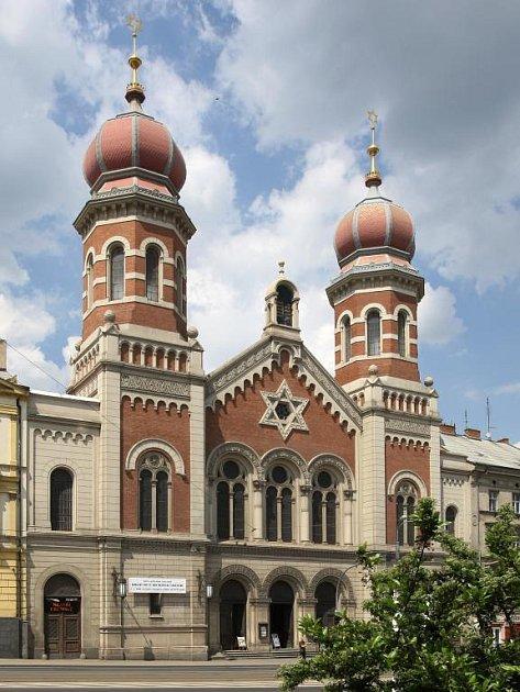 Velká synagoga v Plzni