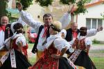 Folklórní skupina Máj z Blatnice u Nýřan.