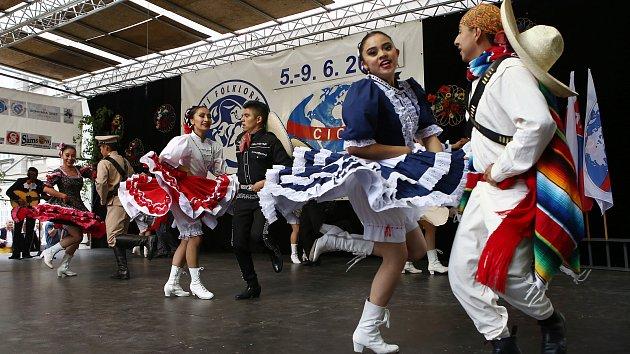 Folklorní festival v Plzni 2019