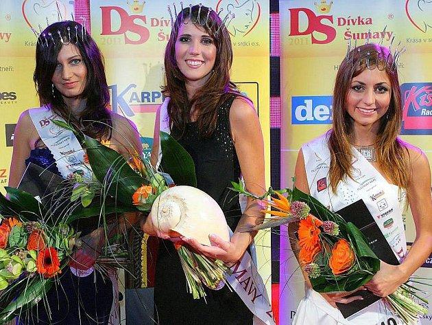 Dívka Šumavy 2011.