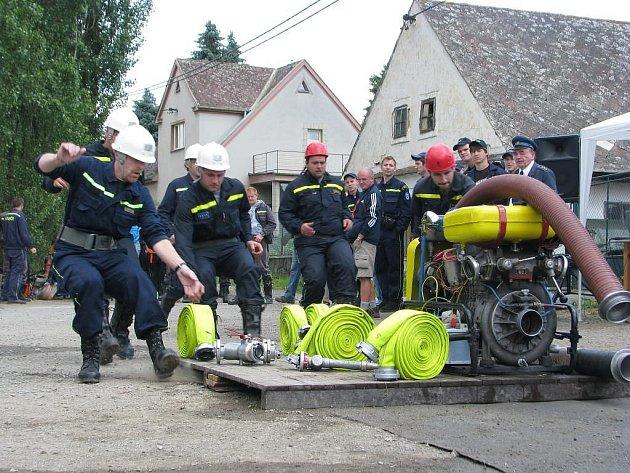 Dobrovolní hasiči z Ledec oslavili 110. výročí založení svého sboru