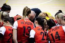 Ženy HC Plzeň.