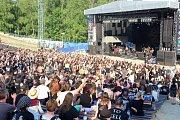 Šestý ročník plzeňského Metalfestu