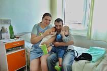 Barbora Laura Polociková se narodila 14. července v 17:26 mamince Jaromíře a tatínkovi Tomášovi z Plzně. Po příchodu na svět v porodnici U Mulačů vážila sestřička ročního Leoše Ludviga 3650 gramů a měřila 48 centimetrů