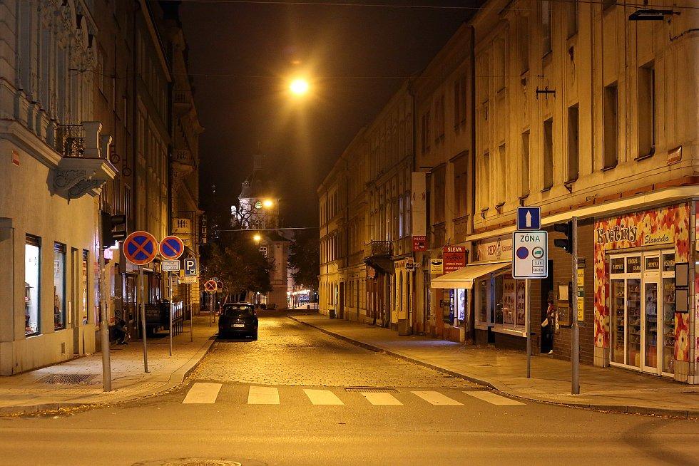 Jungmannova ulice v Plzni.