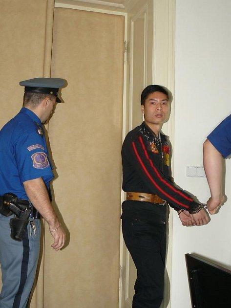 Obžalovaný Ngoc Tu Tran
