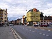 Na vizualizaci návrh architektky Evy Jiřičné.