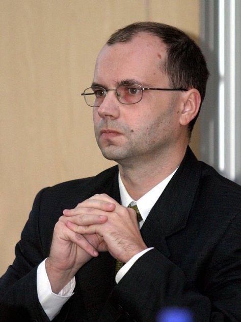 Prorektor ZČU Ivo Budil