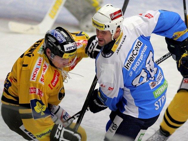 Čtvrtfinále play-off: Plzeň - Litvínov