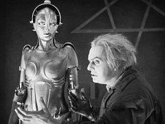 Metropolis, devadesát let starý němý film, bude v pátek 12. května uveden v DEPO2015 za živého hudebního doprovodu