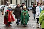 Za třemi krály šla stovka lidí