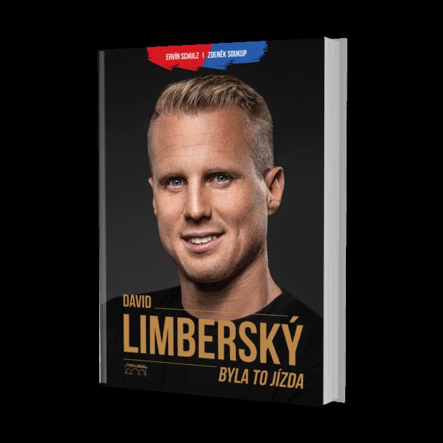 Obal knihy David Limberský - Byla to jízda.