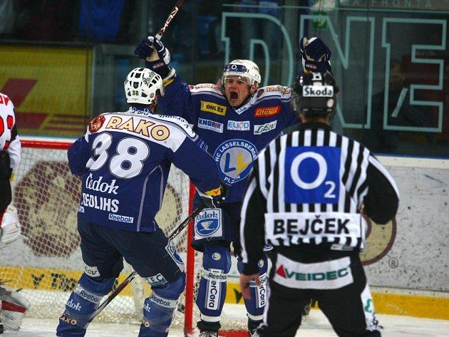 Hokej Plzeň vs. Znojmo 5:2