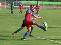 Jedním gólem přispěla k remíze 3:3 juniorky FC Viktorie v duelus Příbramí posila z A týmu Tomáš Chorý.