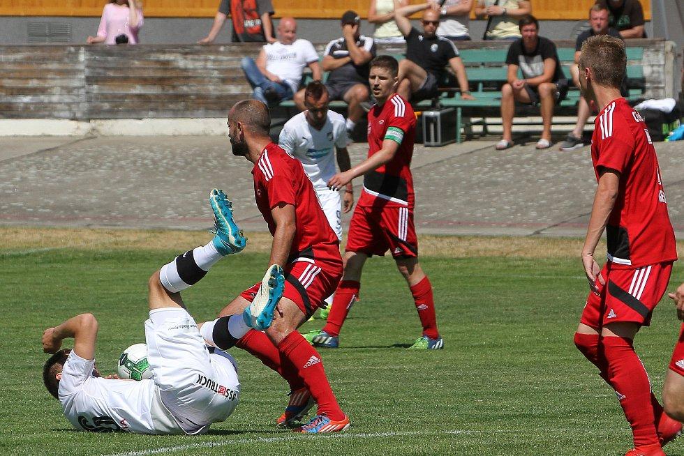 Viktorka dala Petřínu jen dva góly.