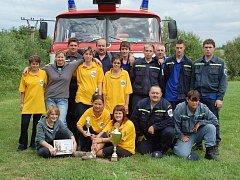 Střížovičtí hasiči se věnují i požárnímu sportu na okrskových soutěžích