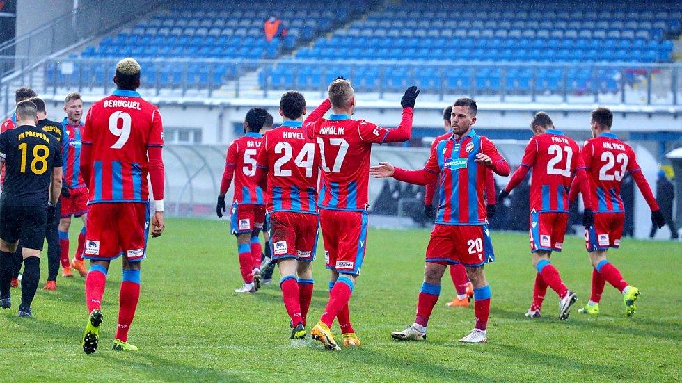 Viktoria Plzeň - Přepeře 7:0.