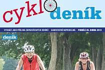 Cyklodeník - příloha Deníků v západních Čechách