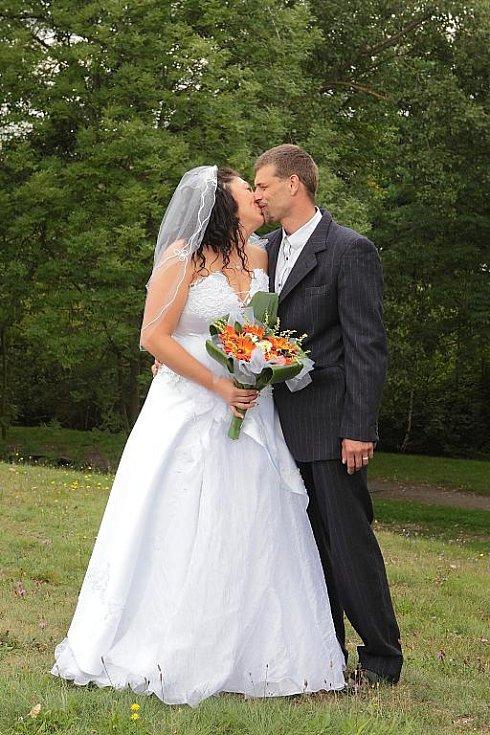 č. 51: Alena a Petr Kacianovi, Plzeň (Svatba: 23. srpna 2014)
