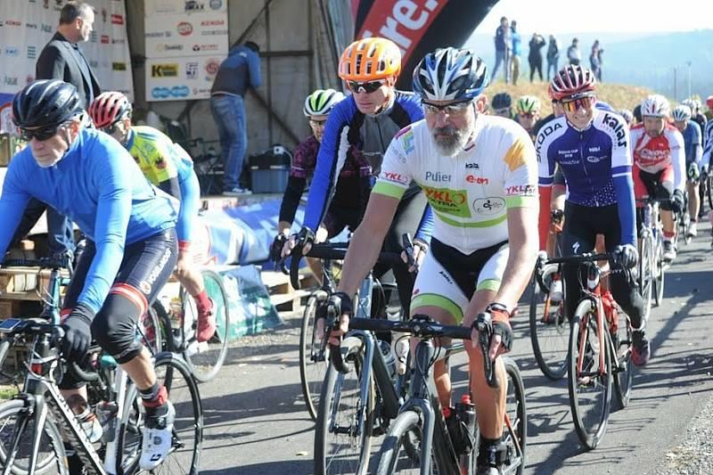 Tour de Brdy se jela už popatnácté.