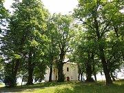 Vrch Veselá hora nad Domažlicemi (Vavřineček) s kaplí svatého Vavřince je oblíbeným výletním místem. Barokní svatostánek lemuje skupina stromů Vavřinecké lípy. Stromy navazují na alej, která je součástí silnice z Domažlic na Vavřineček. Věk tech nejstarší