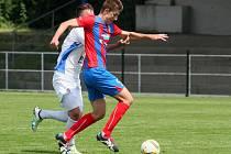 Dorost FC Viktoria Plzeň - FC Baník Ostrava