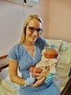 Adam Bedrník se narodil 29. srpna v6:53 mamince Soně a tatínkovi Jiřímu zPlzně. Po příchodu na svět ve FN Plzeň vážil bráška ročního Matěje 3190 gramů a měřil 51 cm