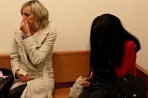 Zdeňka Rozsypalová se snažila u soudu zakrýt