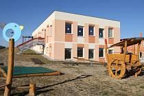 Mateřská škola v Plzni – Lhotě patří mezi stavby přihlášené do kategorie novostavba.