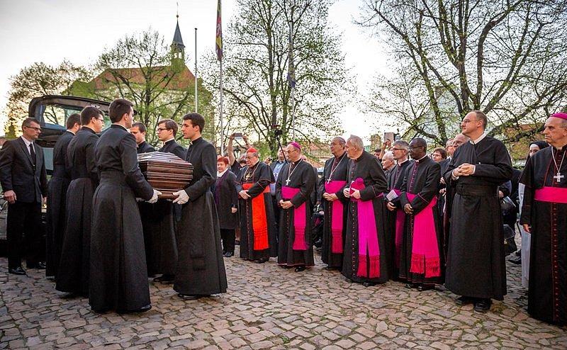 Z návratu kardinála Josefa Berana zpět do vlasti.