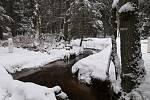 Ilustrační foto: zima, mráz