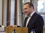 Nový primátor města Plzeň Martin Baxa