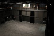 Lidé si mohli o víkendu prohlédnout prostory Nového divadla v Plzni.