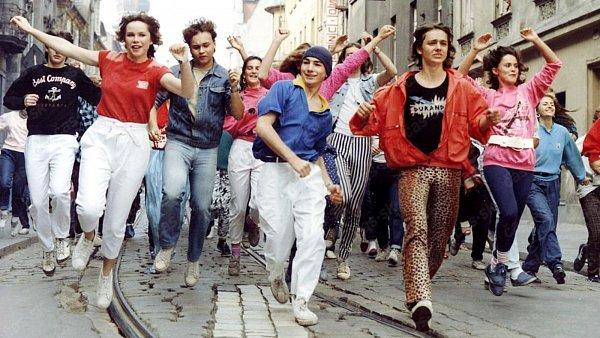 Discopříběh. Velký Soukupův hit se natáčel během krásného léta 1986.Na filmu je to znát