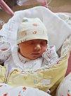 Kristýna Lupínková se narodila 27. dubna v10:45 mamince Veronice a tatínkovi Jiřímu zPřeštic. Po příchodu na svět vplzeňské FN vážila sestřička Terezky a Natálky 3970 gramů a měřila 54 centimetrů.