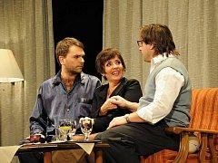 Každý den, šťastný den: Divadlo Kalich – 25. 10. od 19 hod v Měšťanské besedě