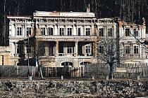Lázně Kyselka, bývalý architektonický skvost