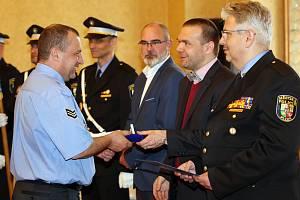 Ocenění strážníků Městské policie Plzeň