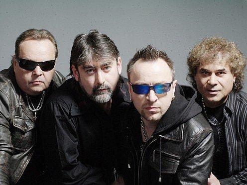 Plzeňská rocková stálice Turbo