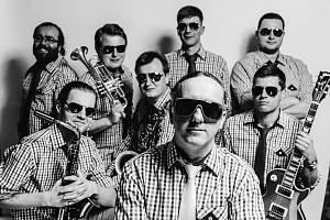Hudební skupina Třískáč.